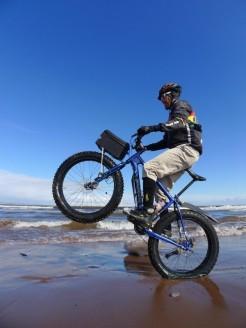 Matt Gersib (Photo, Fat-Bike.com)